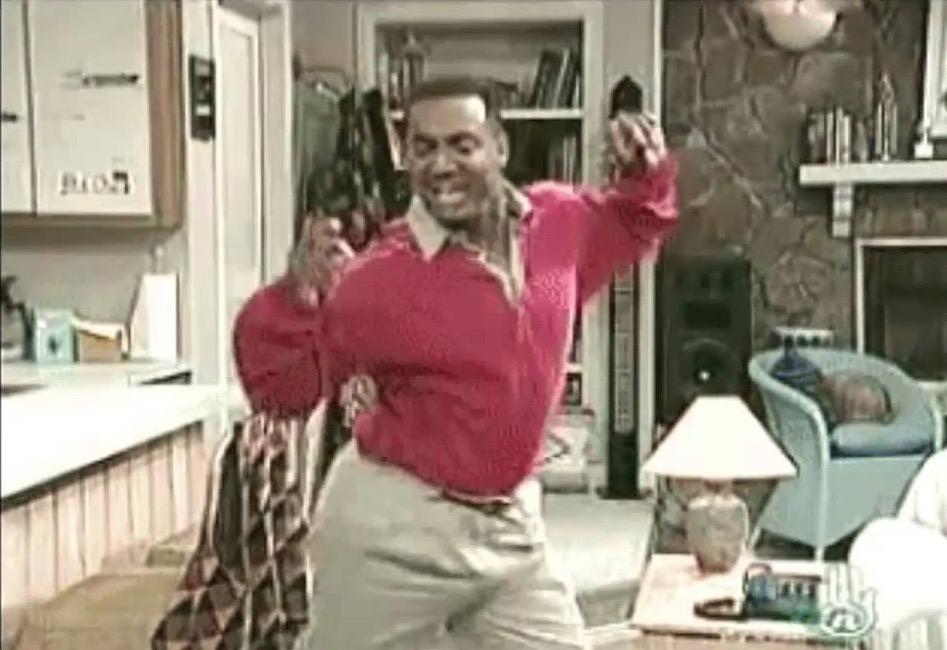 Alfonso Ribeiro reveals the origin of the Carlton Dance ...