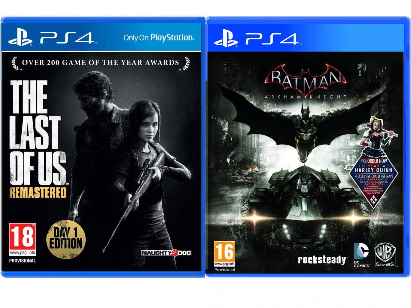 10 best ps4 games gadgets tech extras the independent. Black Bedroom Furniture Sets. Home Design Ideas