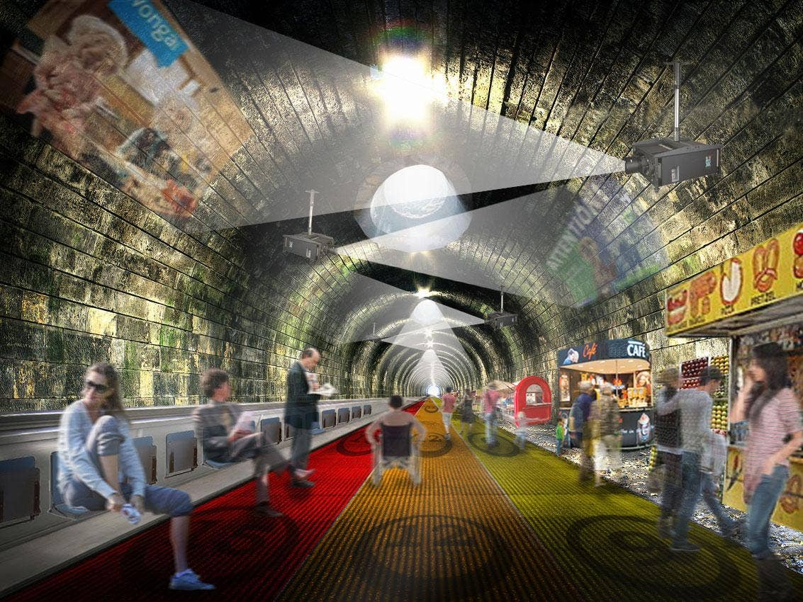 An architecture firm wants to turn the london underground for The best architecture firms in london