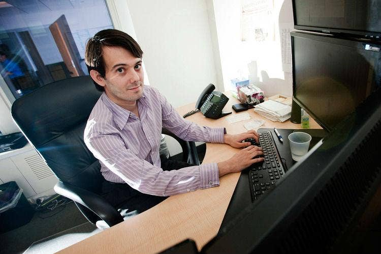 Martin Shkreli, the CEO that hiked price of HIV-treating drug, arrested on fraud charges