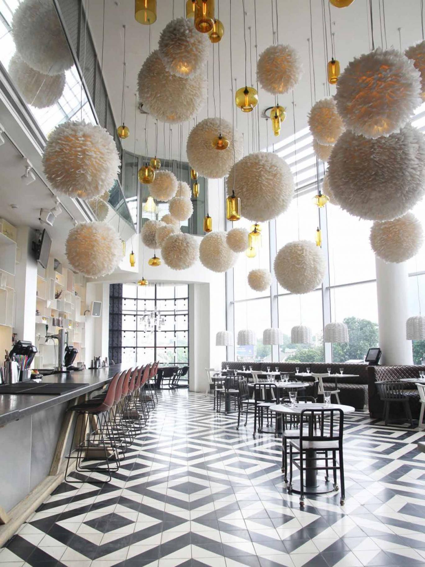 Ghana S New Creative Scene Stylish New Places To Eat