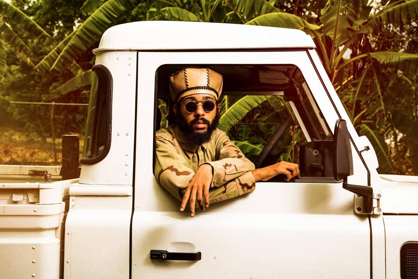 Interview with :    Reggae artist Protoje behind Ancient Future talks righteous anger, liberalism and Jamaica