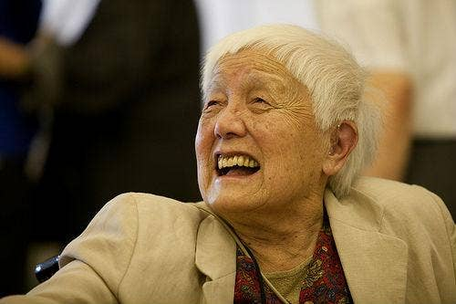 Grace Lee Boggs, civil rights and feminist activist, dies aged 100