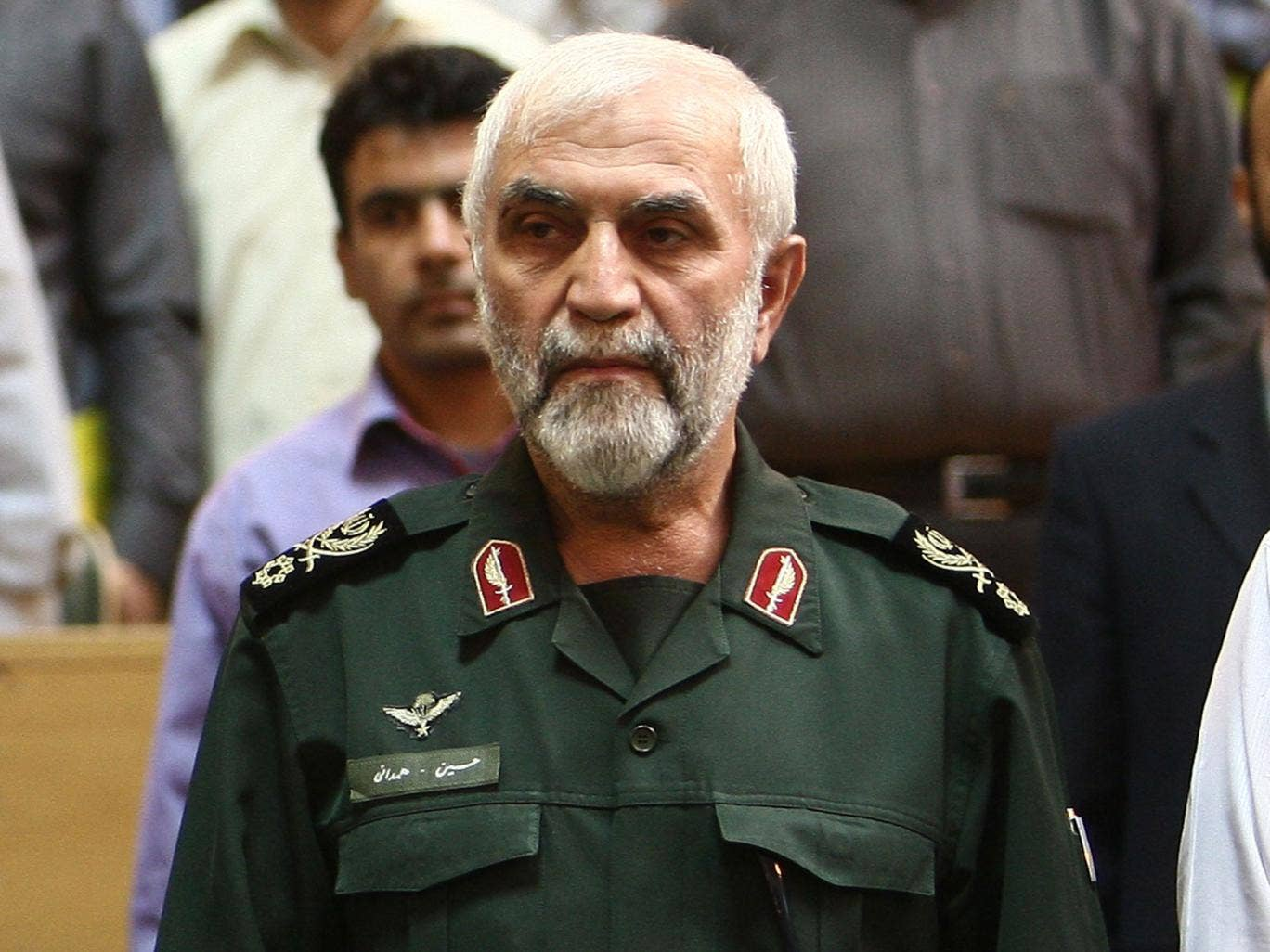 Iranian commander Brigadier General Hossein Hamedani killed by Isis while