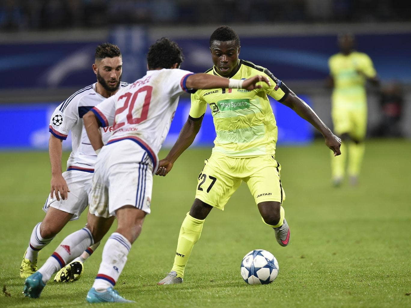 Tottenham transfer news: Spurs 'target Gent pair' Moses Simon and ...