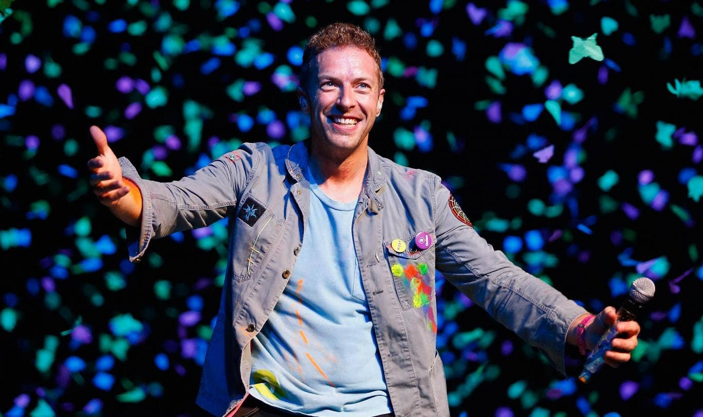 Listen To New Music From Coldplay