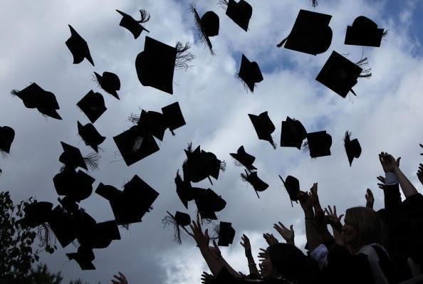 British graduates have spent £65 billion on unused degrees, research reveals
