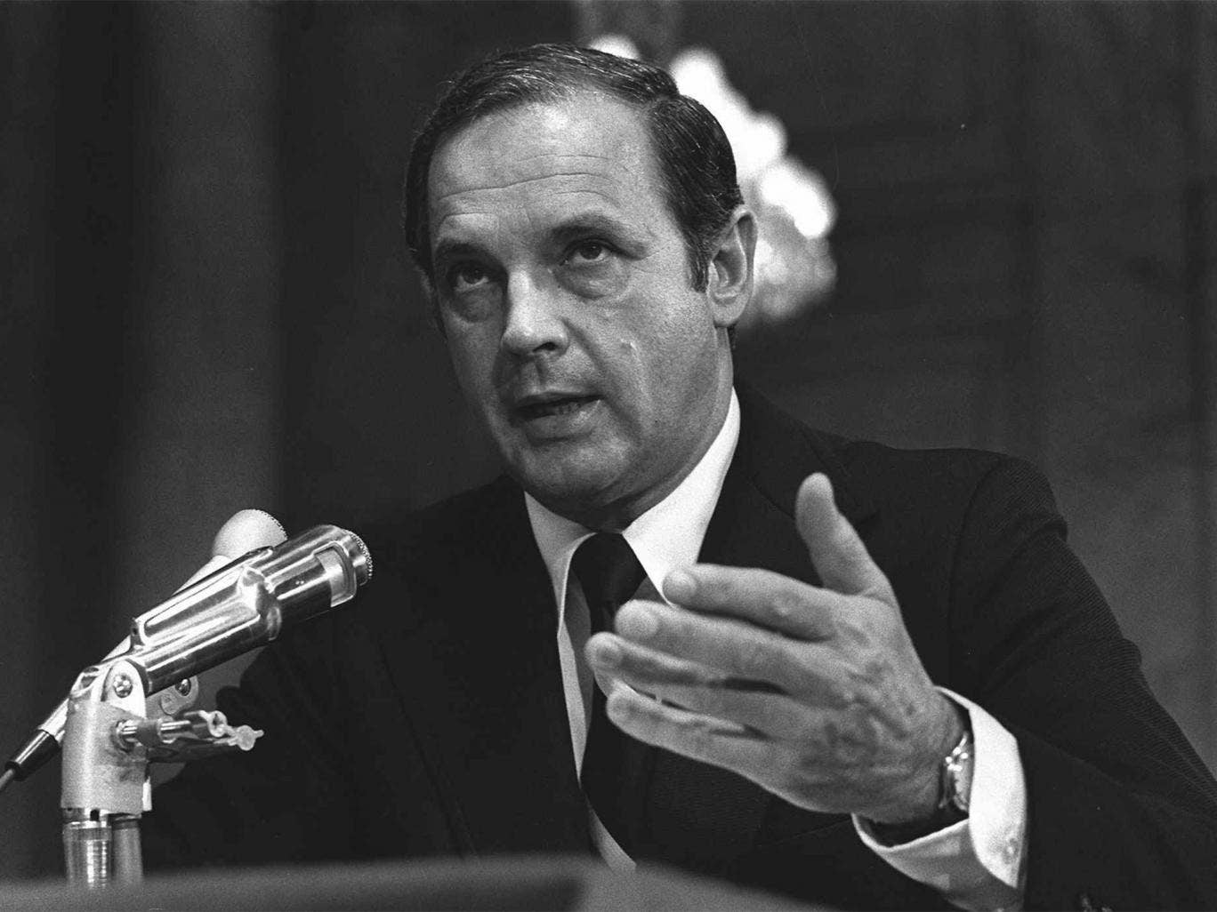 ... Watergate-related case and became a Christian evangelical helping