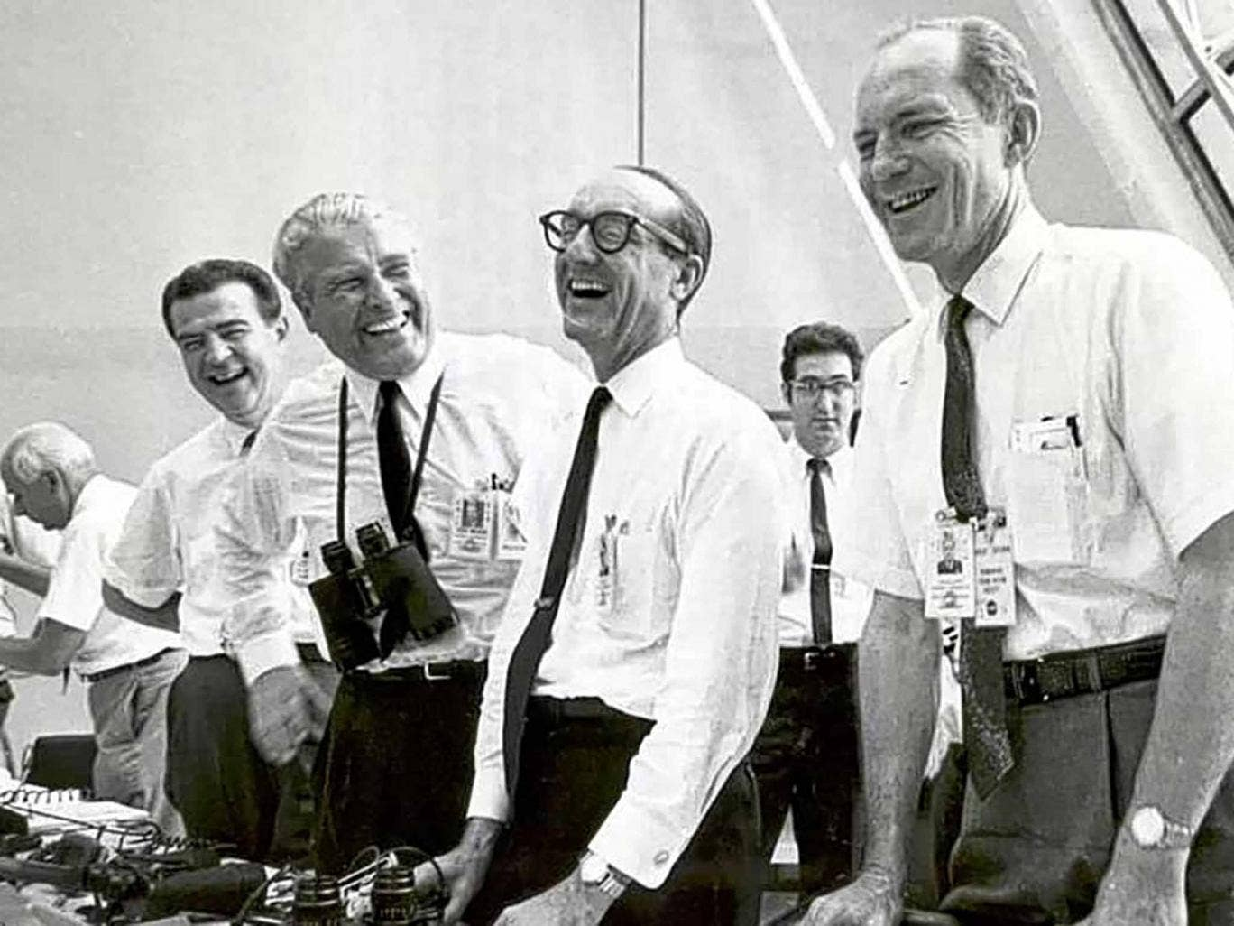 George Mueller: Nasa engineer whose decision-making played ...