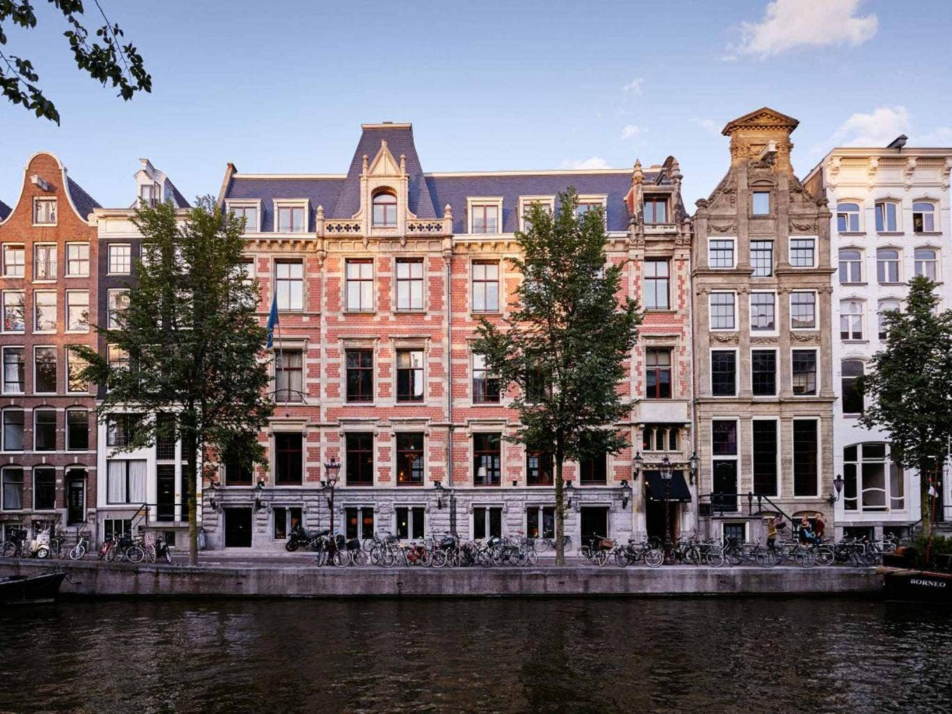 Amsterdam Hotels Canal Houses The Old Telephone Exchange