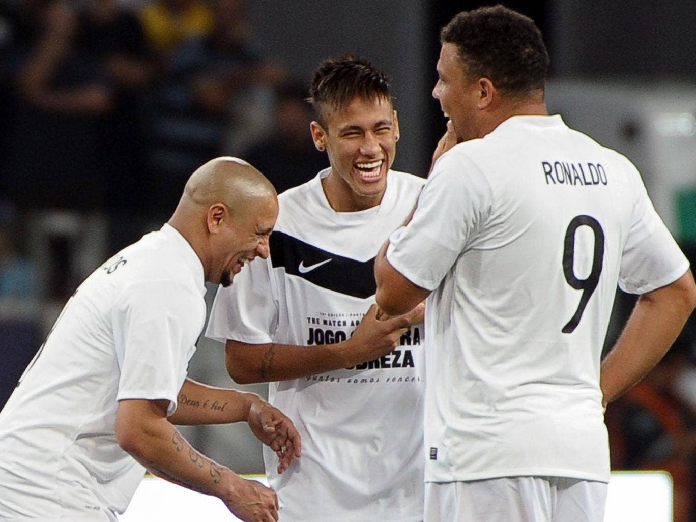 Neymar is better than Messi and Ronaldo - Roberto Carlos