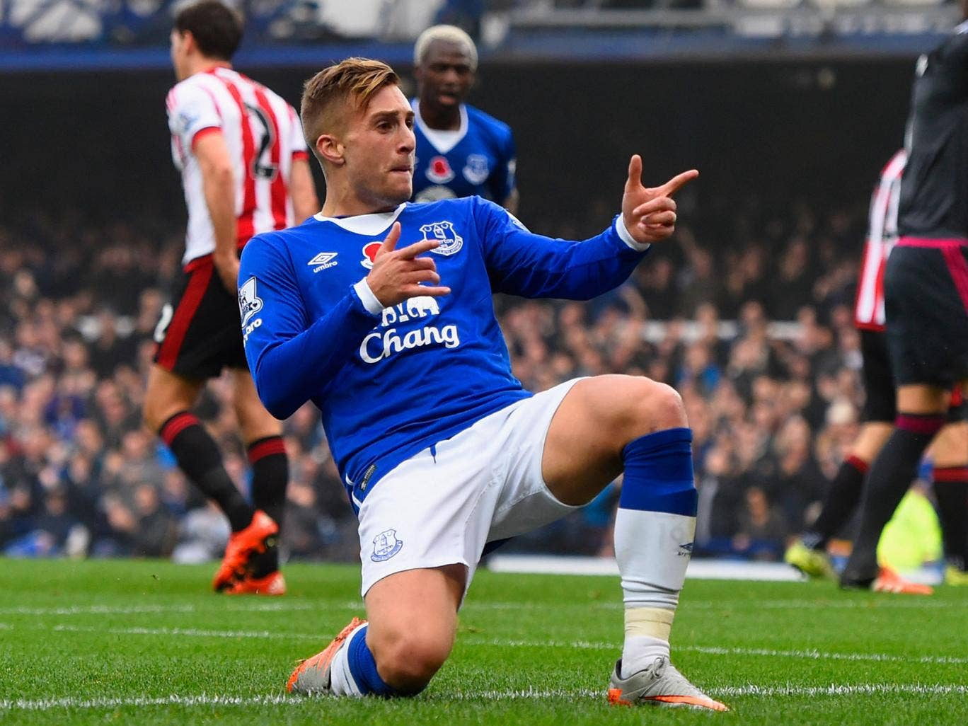 Everton 6 Sunderland 2 player ratings: Did Gerard Deulofeu outscore ...