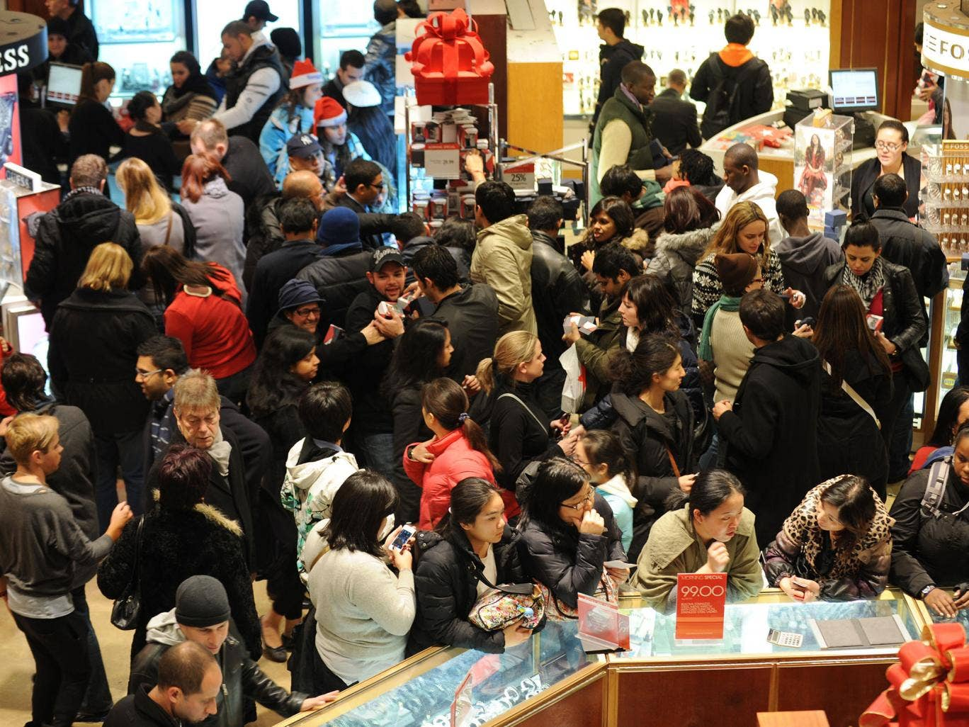 Black Friday 'death counter' reveals number of people killed or ...