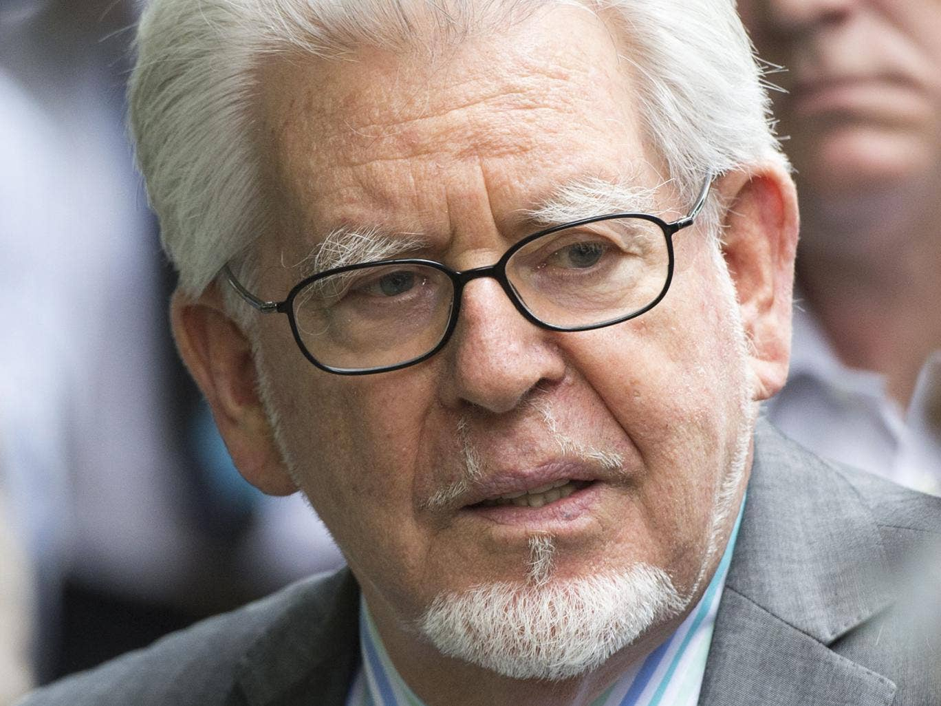 how tall is rolf harris