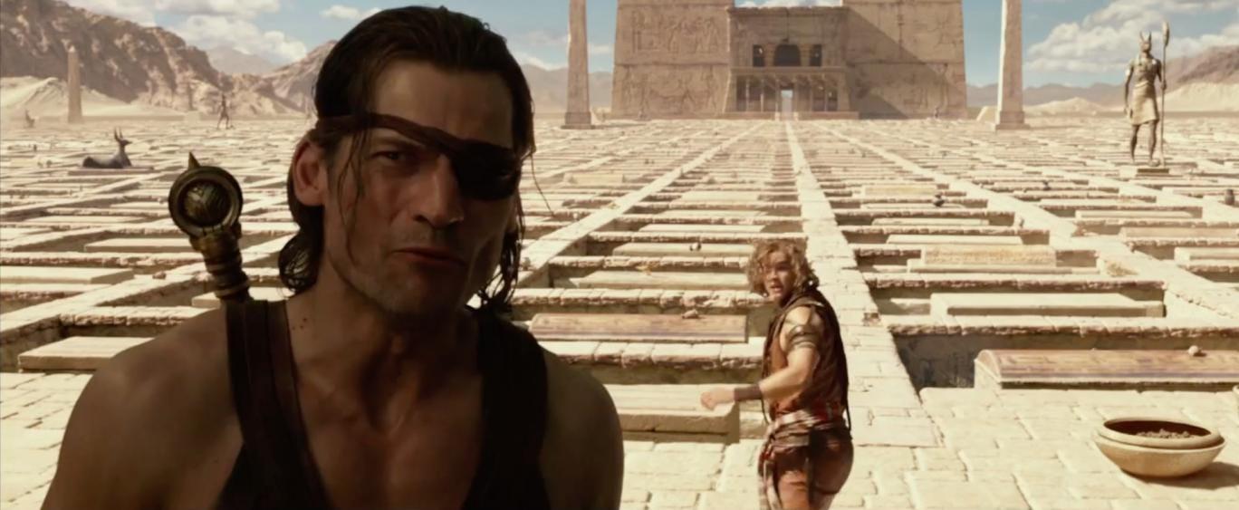 gods egypt trailer gerard butler brandon thwaite nikolaj coster waldau