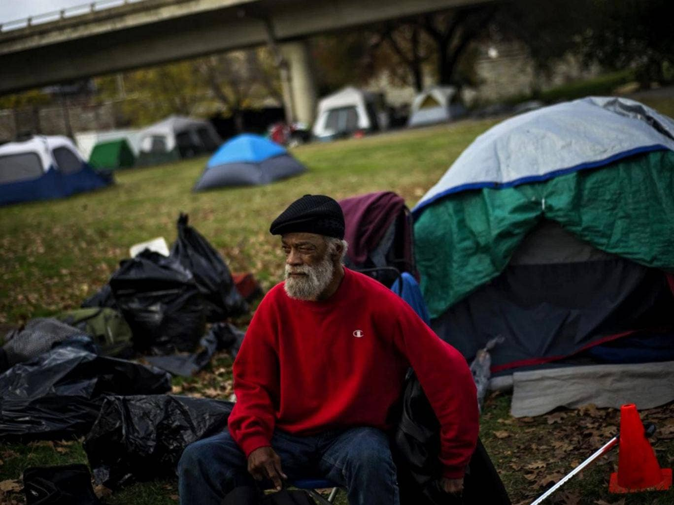 Homelessness in the US: Sleep Study and Accommodation Directory