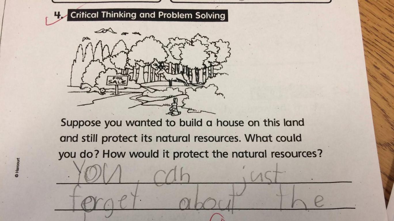 ati critical thinking test answers