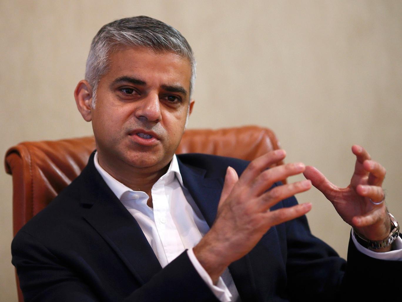 Sadiq Khan: Labour's London Mayor candidate 'fears ... Sadiq