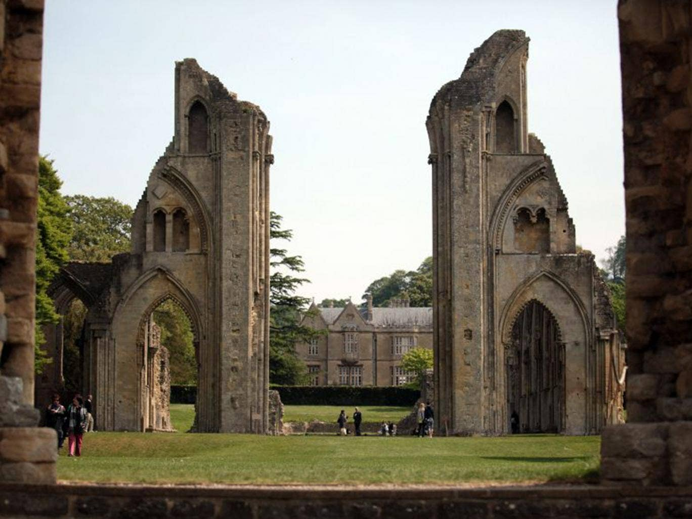 How Glastonbury Abbey's myths were invented by medieval monks on the make