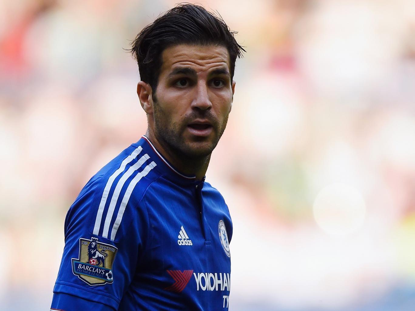 Chelseas Cesc Fabregas Took Two Of The Worst Free kicks