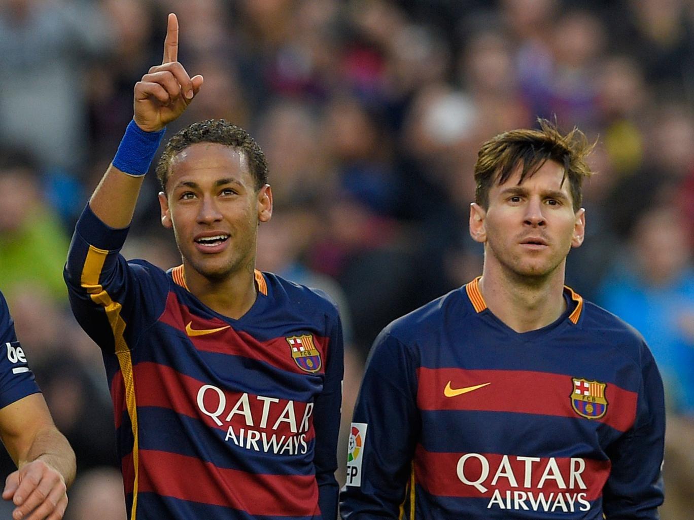 Không nên chiều Neymar và Messi quá nhiều