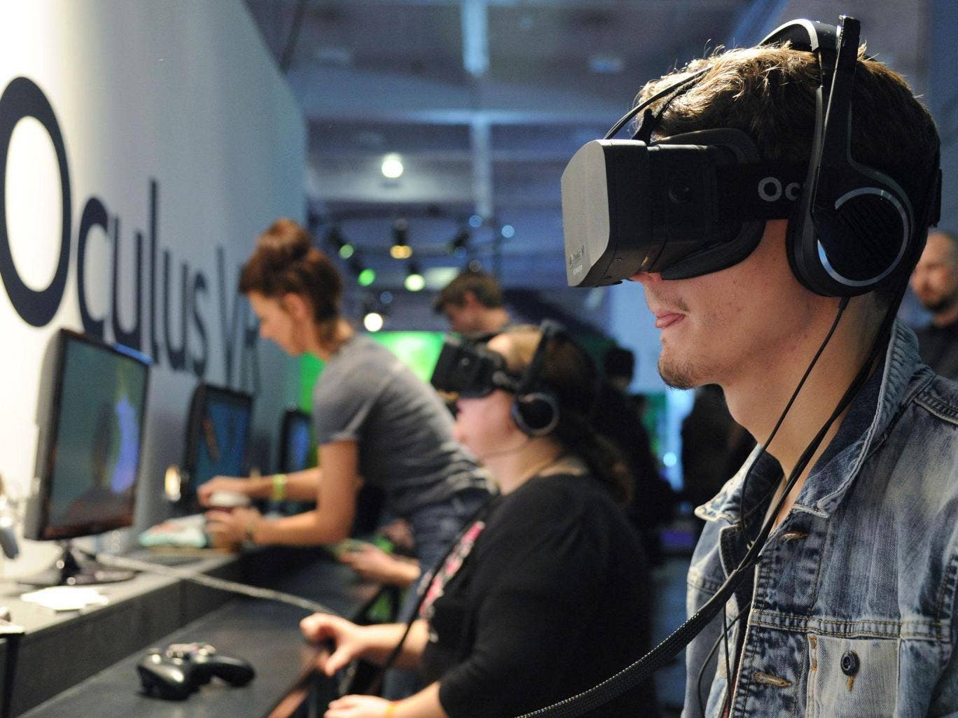 oculus rift virtual reality release date It was a demo of the new oculus rift hd using a virtual reality experience in while oculus might be and speaking of the oculus rift hd's release.