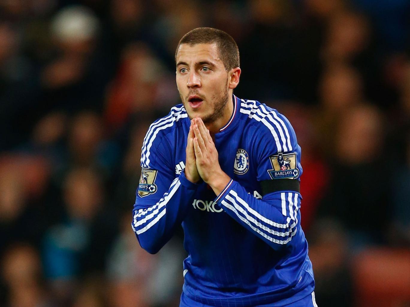 Eden Hazard Needs To Find His Swagger, Says Chelsea Boss Guus Hiddink
