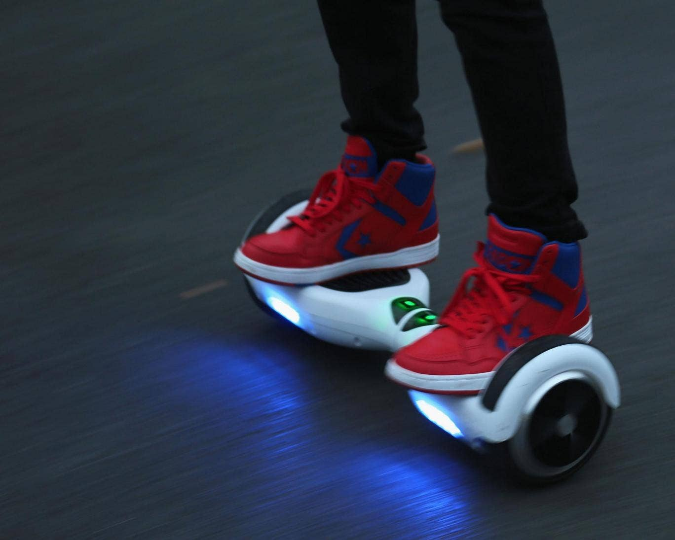 how to ride a hoverboard beginners