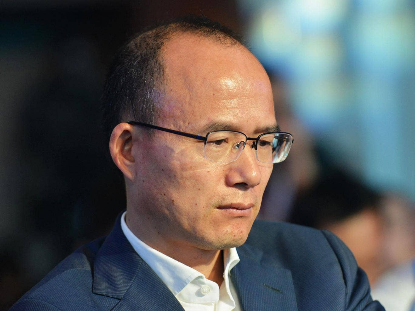 Fosun founder Guo Guangchang appears in public