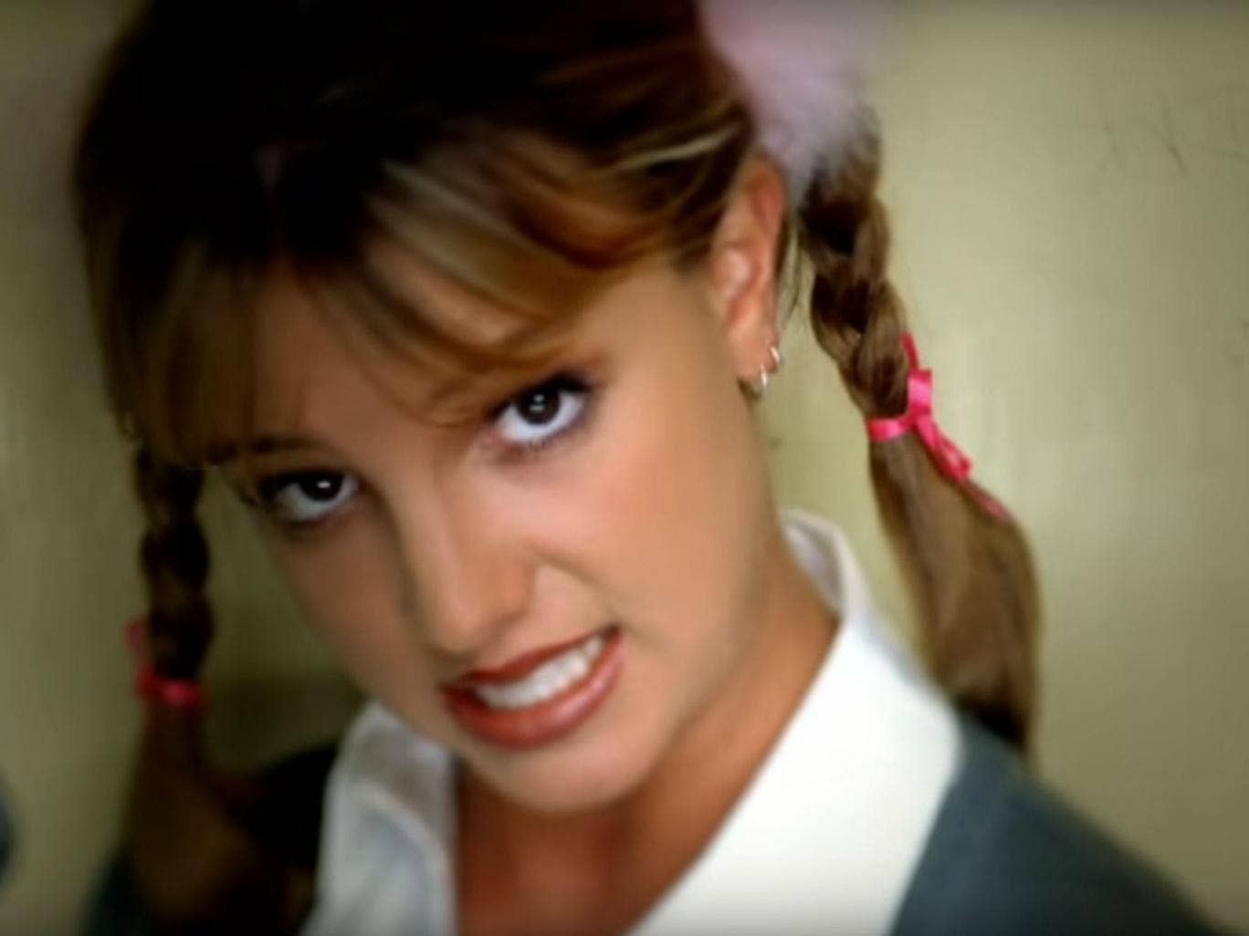Britney Spears Baby One More Time The real meaning of Br...