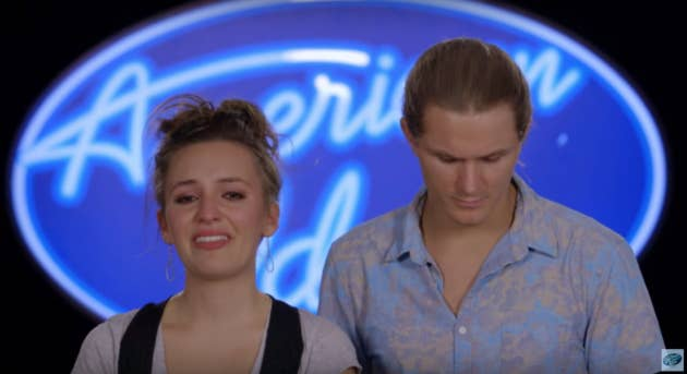Military Mom Surprises Daughter on American Idol
