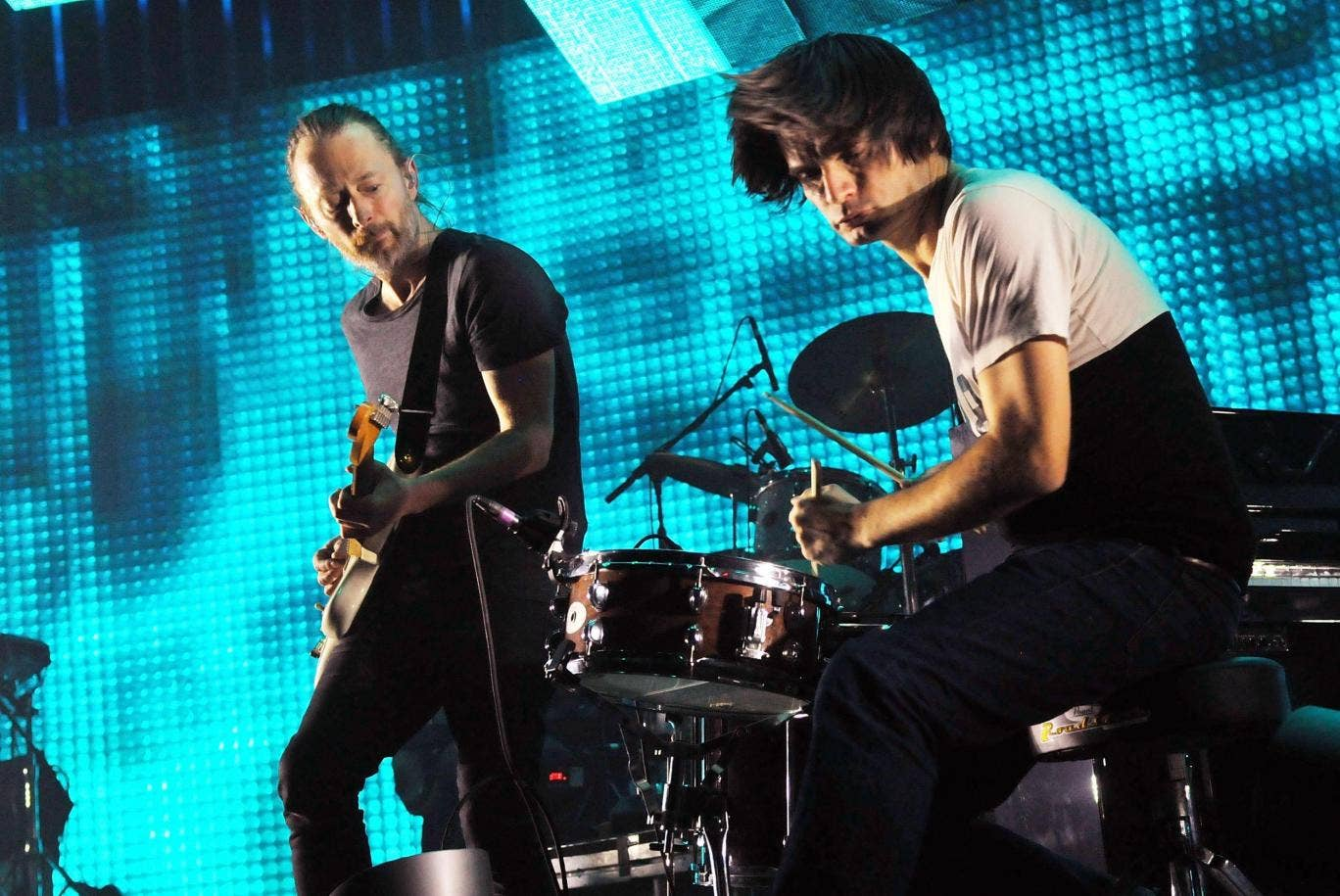 Radiohead Hint at Impending Album Release With New Company