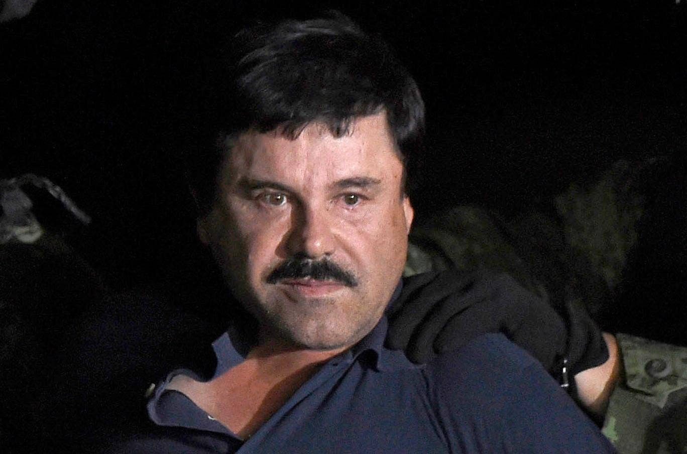 mexican drug lord el chapo tried to trademark his name