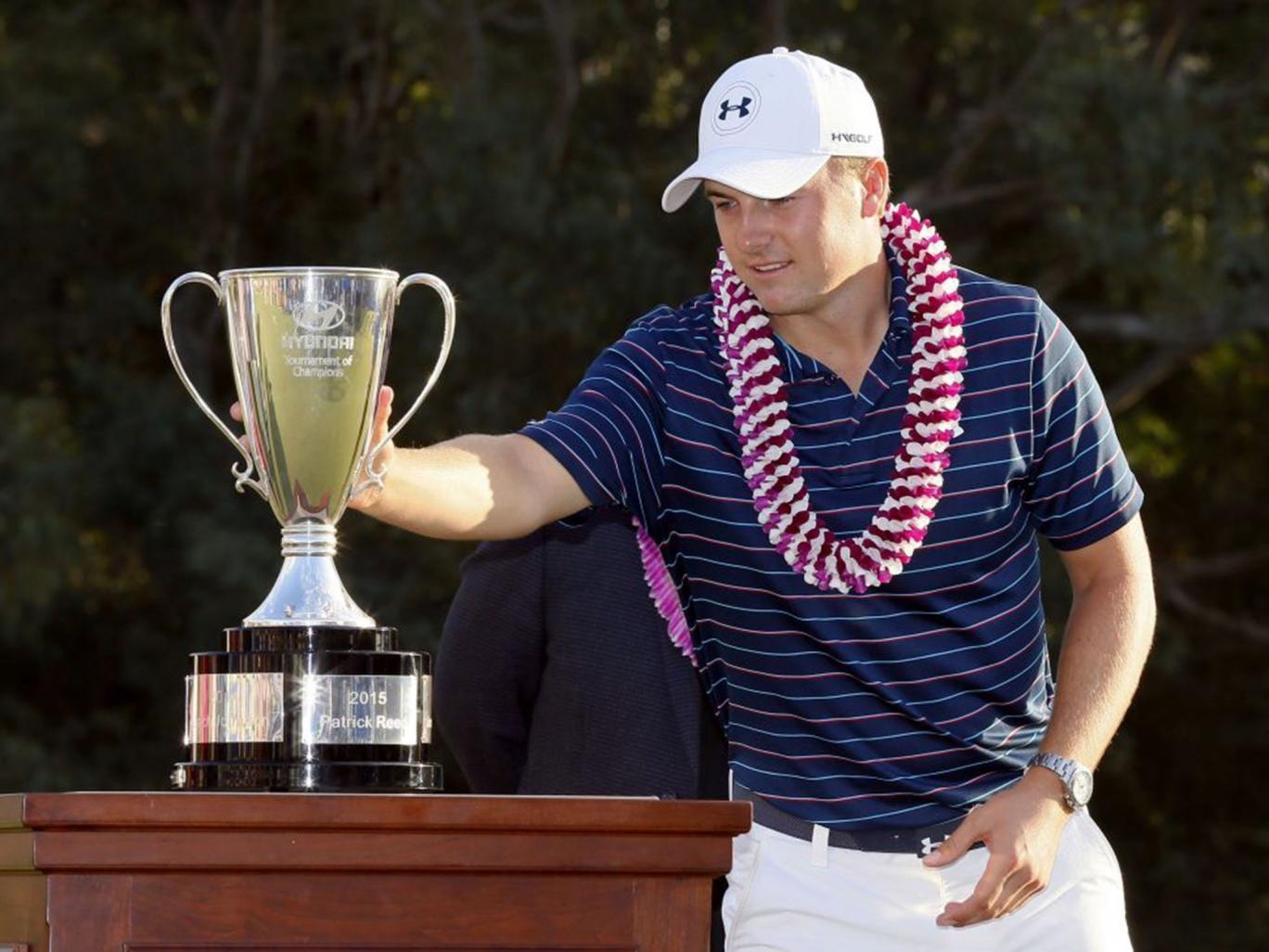 Jordan Spieth: World No. 1 matches Tiger Woods' record