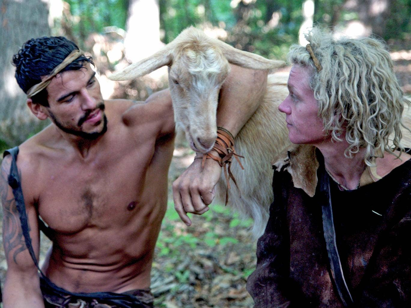 10,000 BC: Two Tribes, TV review - when a fight for survival means not ...