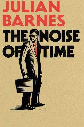 Julian Barnes (well, his book not him in person) came from the library and  I was really restrained and waited a Whole Day so that I could have a good  ...