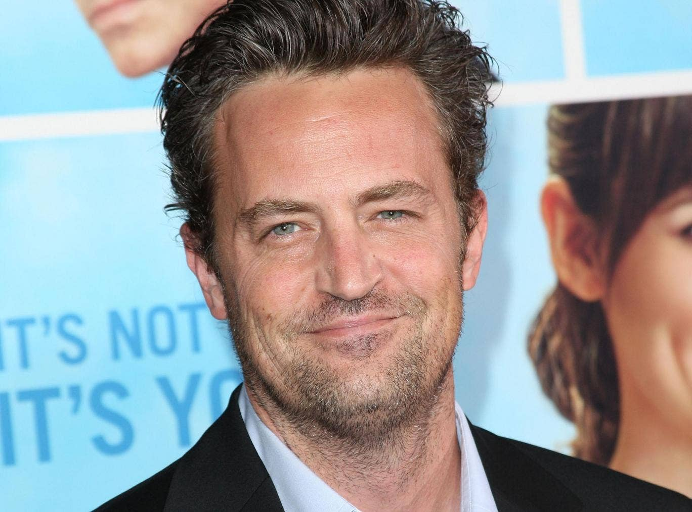 Matthew Perry Can T Remember Three Years Of Friends Because He Was Out Of It People News