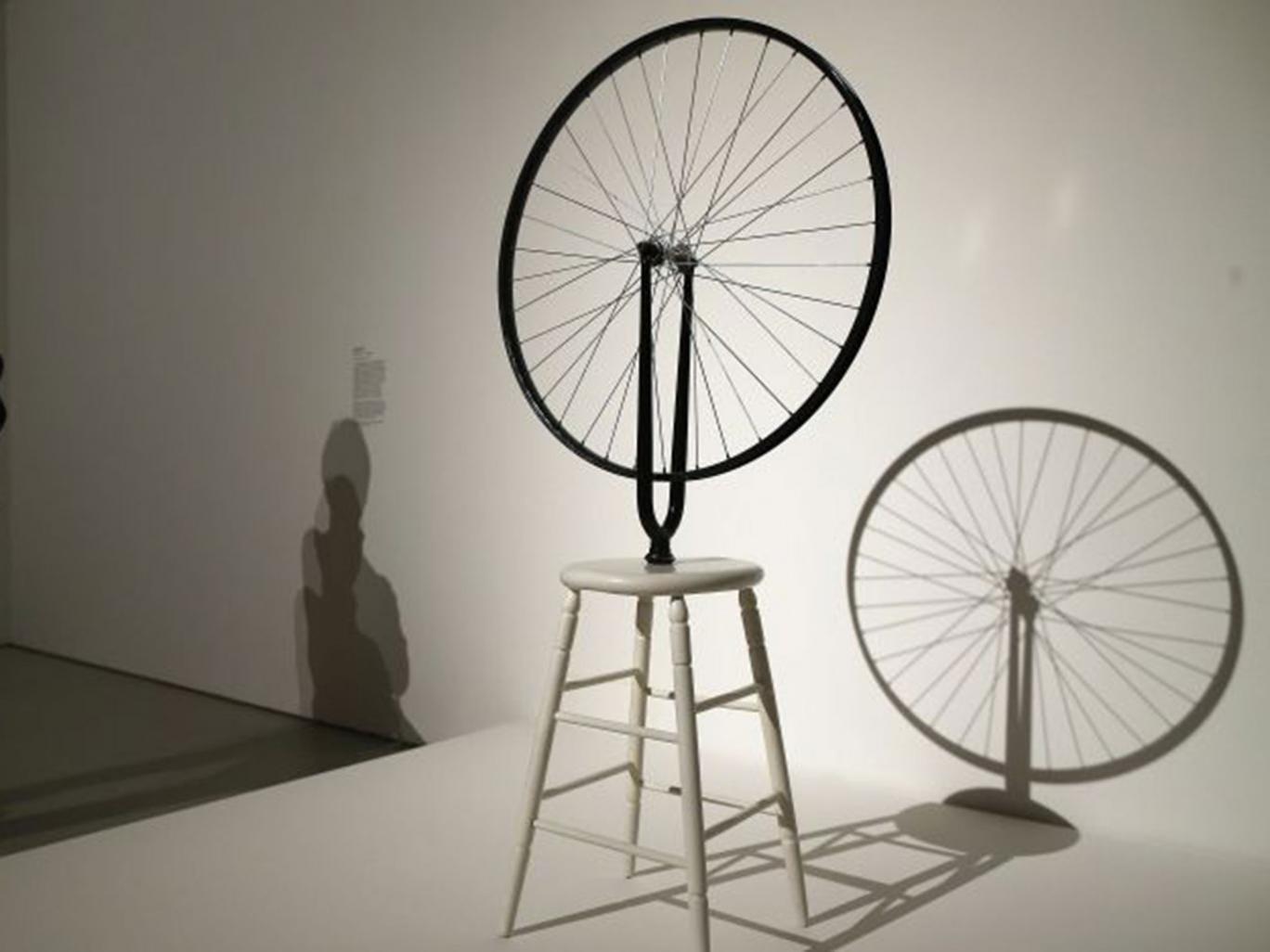 dating evidence duchamp bicycle wheel Glassala tuffm i zimbra gadji beri bimba glandridi lauli lonni the art now look at this marcel duchamp, the bicycle wheel glassala tuffm i zimbra gadji beri.
