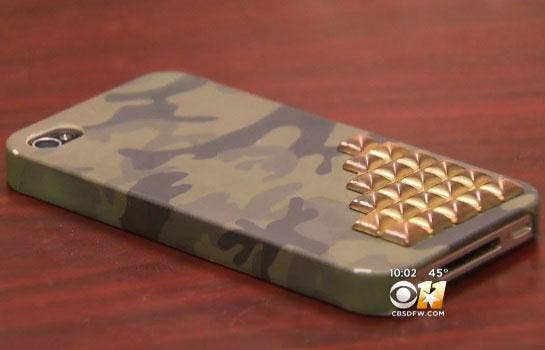 Texas dad who took away daughter's phone not guilty of theft