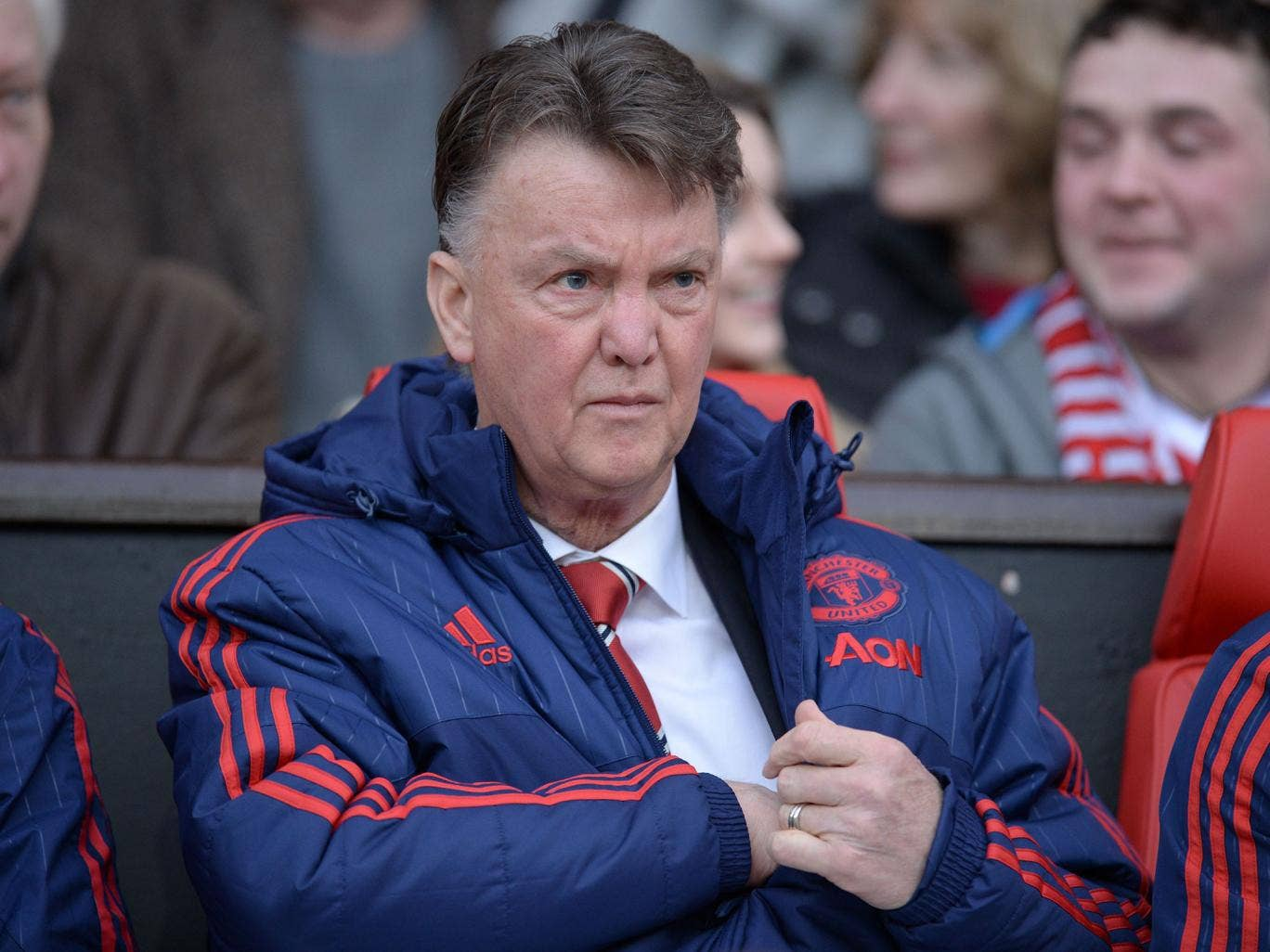 Louis van Gaal: goals don't mean United's style has changed