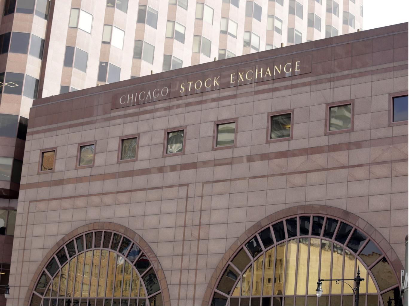 Chicago mercantile exchange binary options