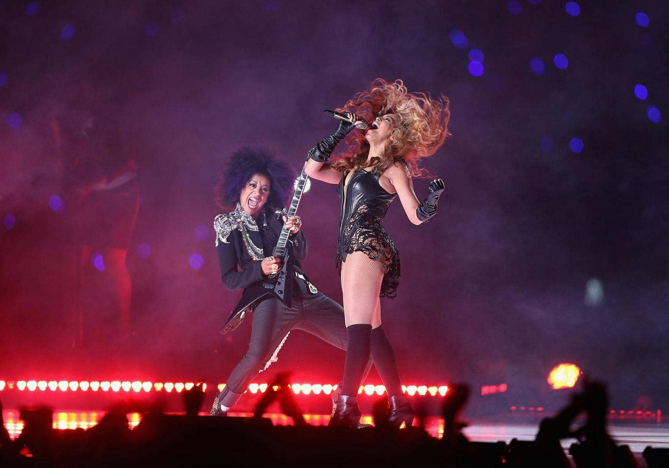 Beyonce announces Formation world tour during Super Bowl