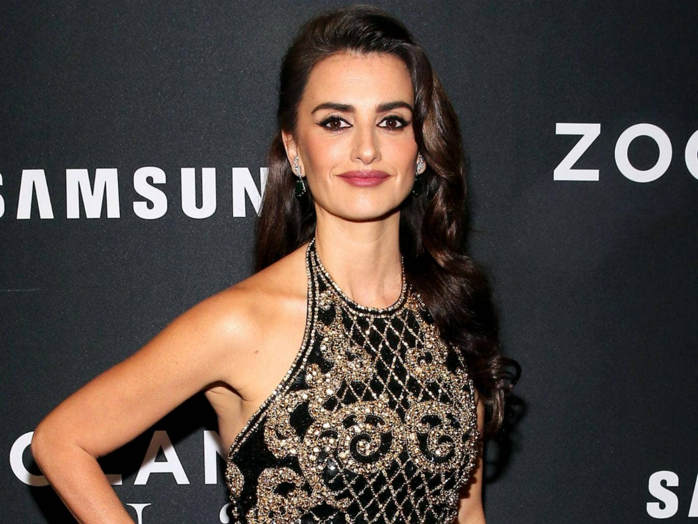 Mortified Penelope Cruz is asked about her 'ugly feet' in cringeworthy interview