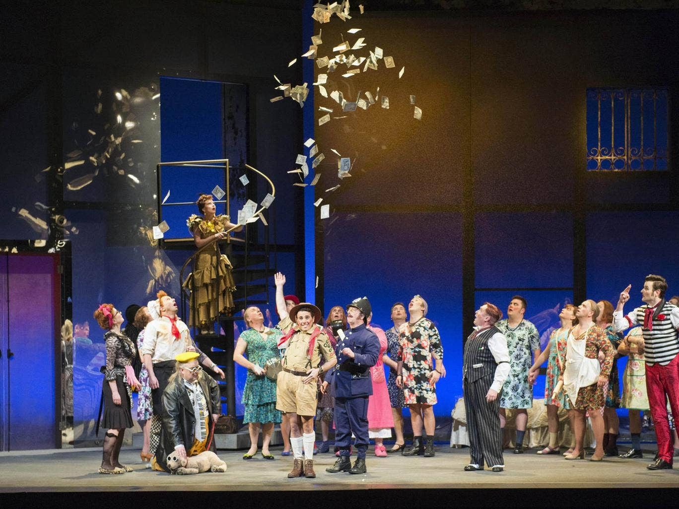 Barber Of Seville Summary : The Barber of Seville, Wales Millennium Centre, theatre review: A ...