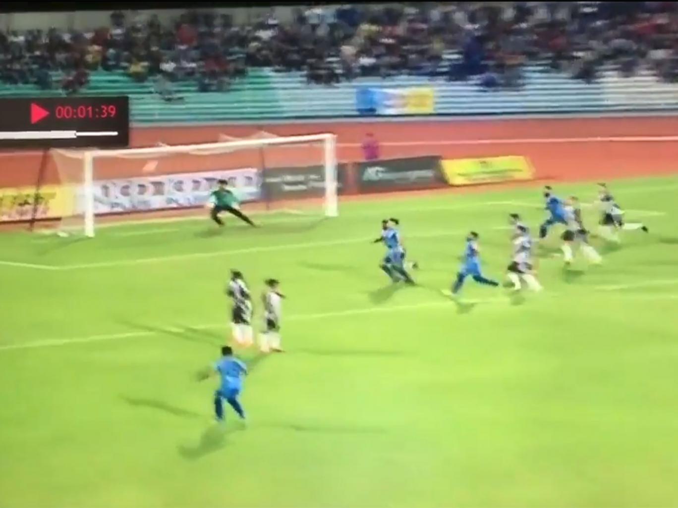 Faiz Subri's wonder goal attracts footballing world's attention