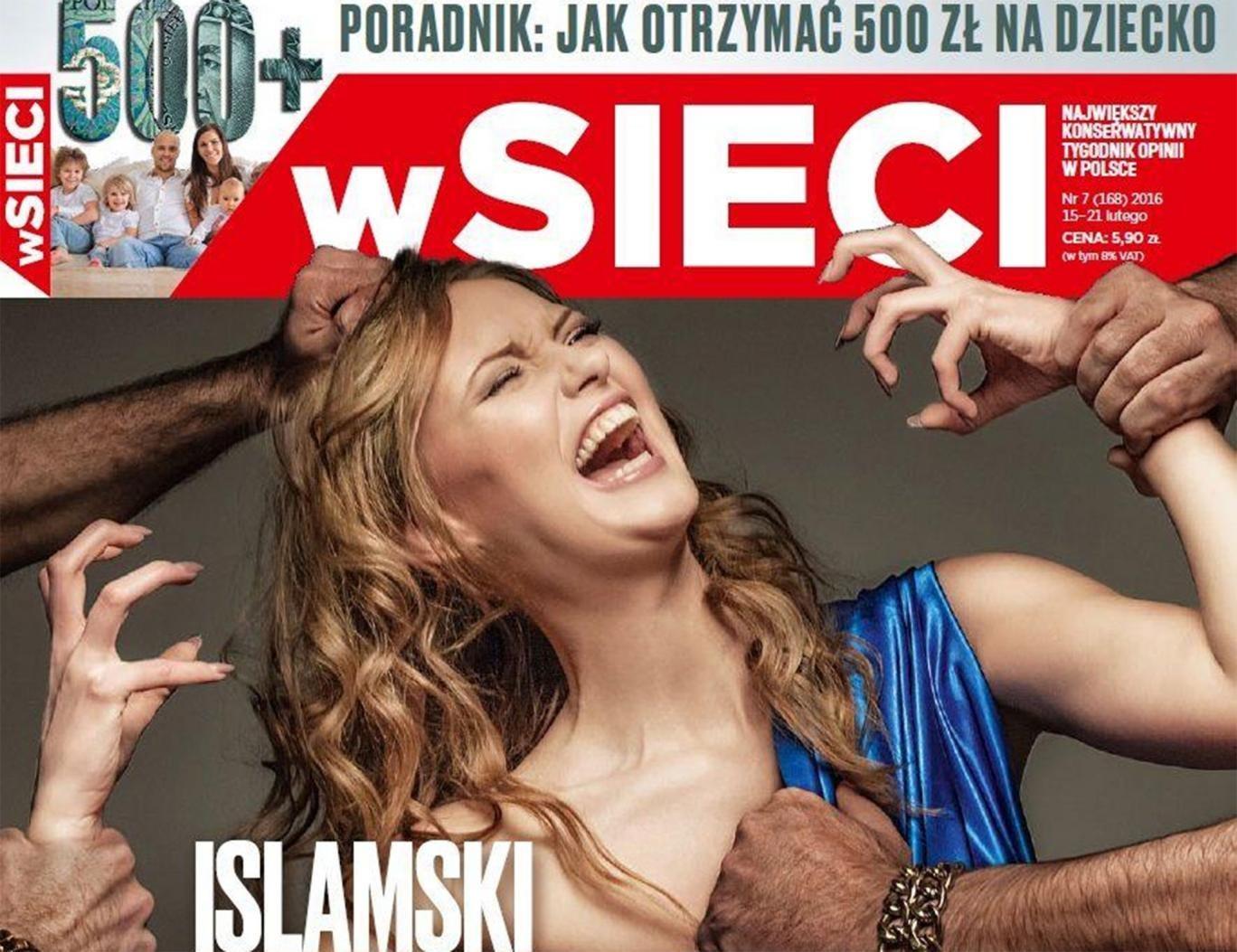 Particolare della copertina (www.independent.co.uk)