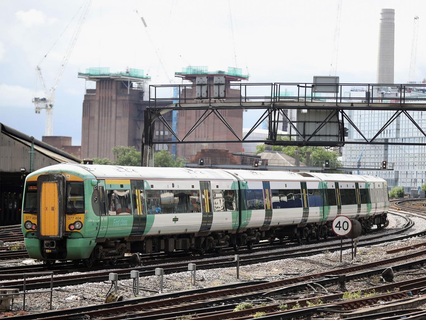 Southern Rail image