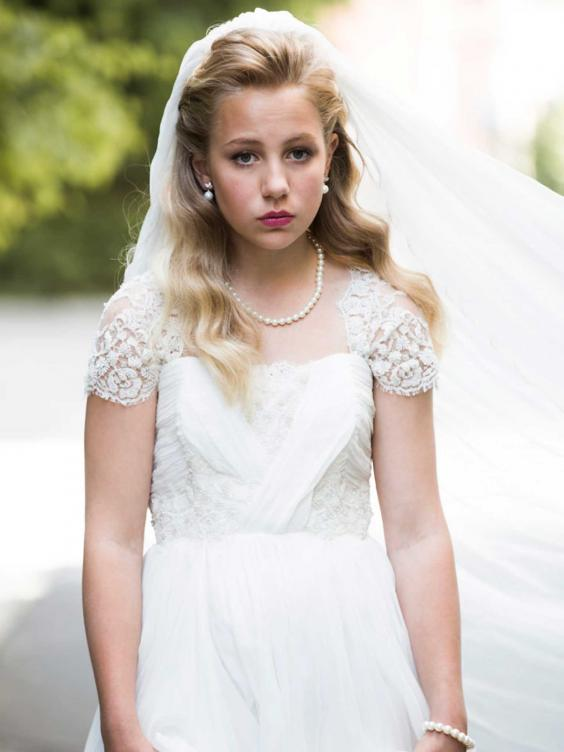 Meet Thea, Norways 12-year-old child bride   The Independent