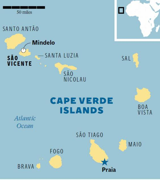 Cape Verde West Africa S Last Outpost Africa Travel The Independent