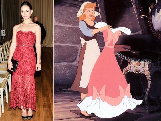 Abbey Will Play Cinderella